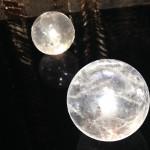 Supermond und Kristallkugel