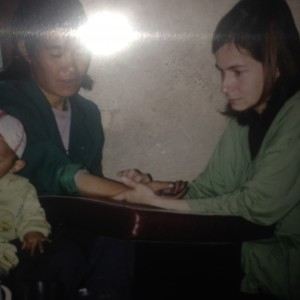 as a family doctor in Tibet